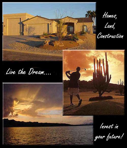 Lake Havasu Home Builder: Real Estate Agent, Lake Havasu